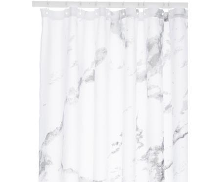Zasłona prysznicowa Marble