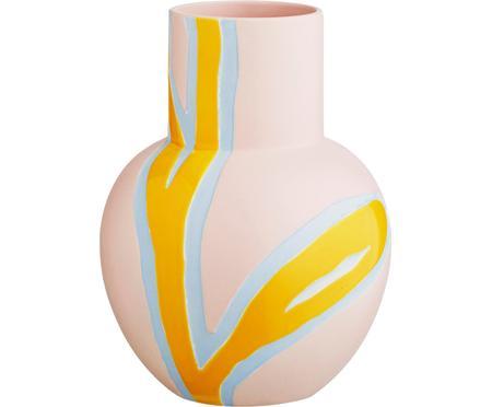 Ručně vyrobená designová váza Fiora