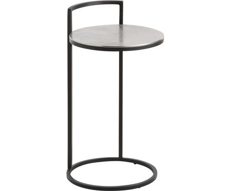 Runder Beistelltisch Circle aus Metall