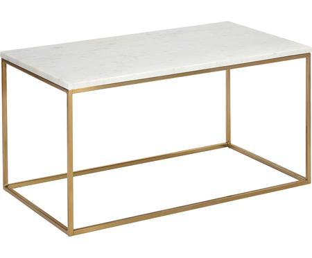 Table basse en marbre Alys