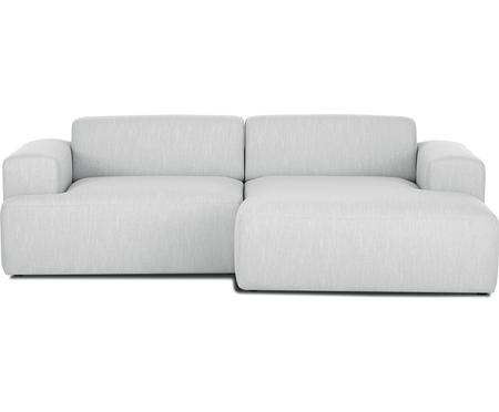 Divano con chaise-longue Marshmallow (3 posti)