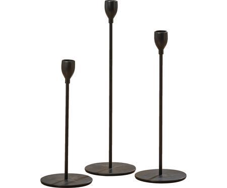 Kerzenhalter-Set Malte, 3-tlg.