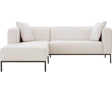 Divano con chaise-longue Carrie