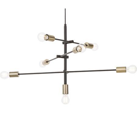 Hanglamp Visby in zwart