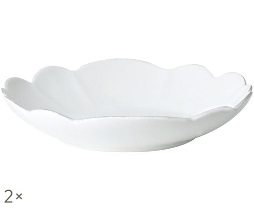 Suppenteller Petale, 2 Stück
