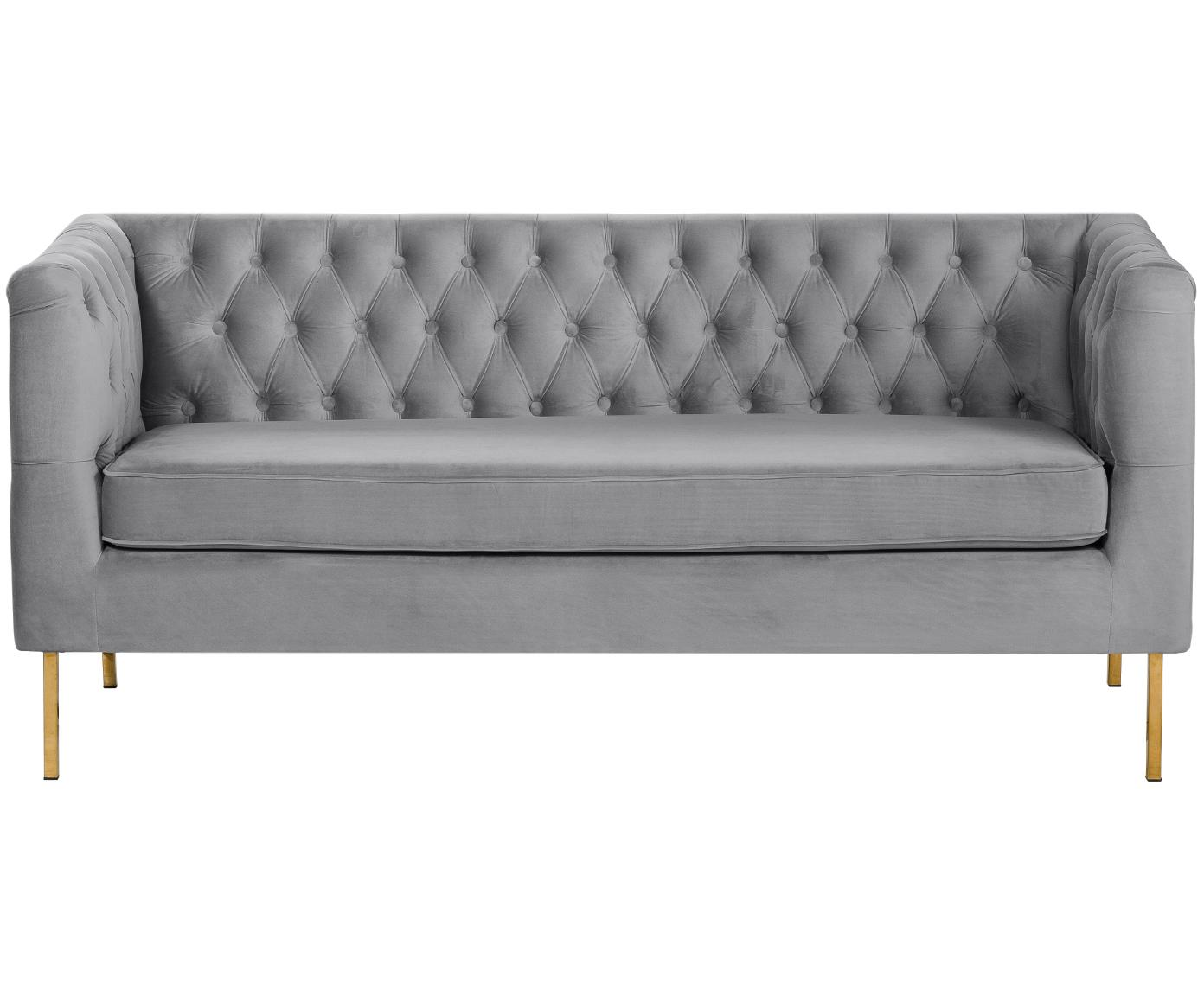 Outstanding Chesterfield Samt Sofa Chiara 2 Sitzer Pdpeps Interior Chair Design Pdpepsorg
