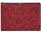 Laptophülle Red Leopard für MacBook Pro 13 Zoll