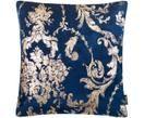 Sametový povlak na polštář se vzorem paisley Ruben