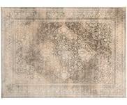 Vintage Teppich Rugged in Beige