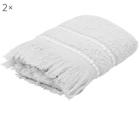 Asciugamani Britta, 2 pz.