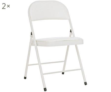 Krzesło rozkładane Felicity, 2 szt.