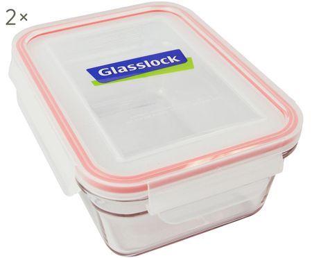 Pudełko do przechowywania żywności Bea, 2 szt.