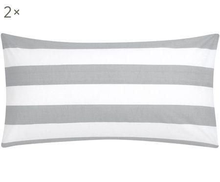 Dwustronna poszewka na poduszkę z bawełny renforcé Lorena, 2 szt.