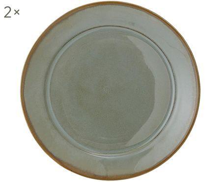 Assiettes plates Pixie, 2pièces