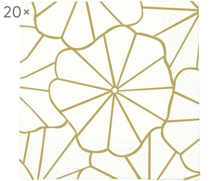 Papírový ubrousek Code Dori, 20 ks