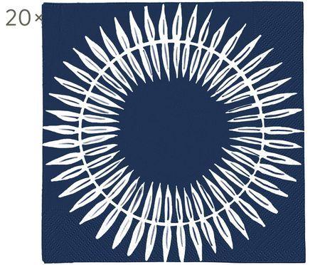 Serwetka z papieru  Skagen Leaf, 20 szt.