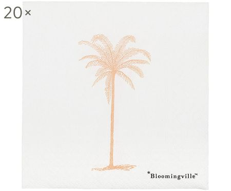 Papírový ubrousek Palm, 20 ks