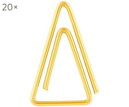 Trombones Triangle, 20pièces