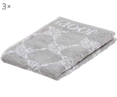 Asciugamano per ospiti Classic Cornflower, 3 pz.