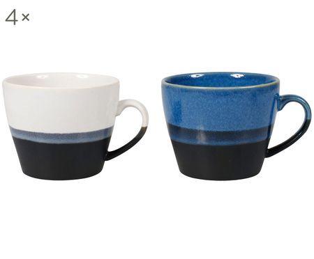 Komplet kubków do kawy Ekume, 8 elem.