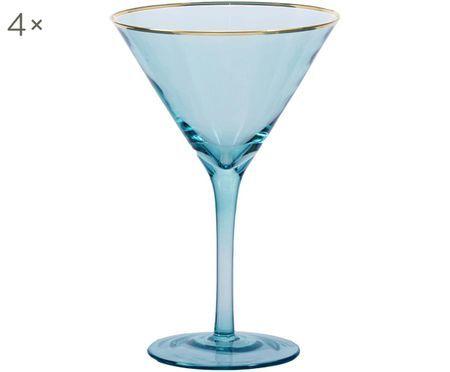 Kieliszek do martini Chloe, 4 szt.
