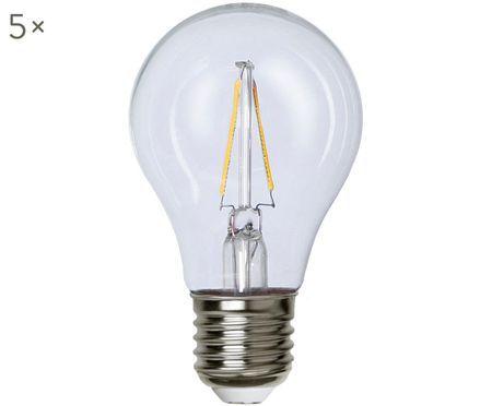 Žárovka LED Airtight Two (E27 / 2 W), 5 ks