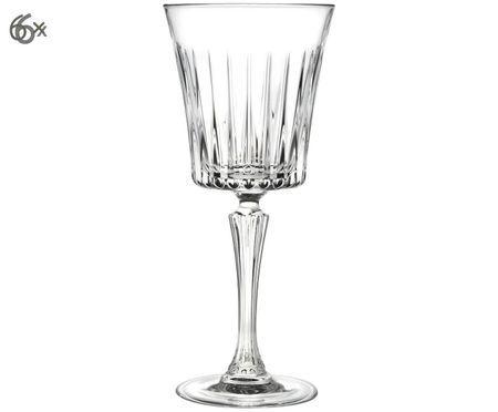 Bicchieri da vino bianco in cristallo  Timeless, 6 pz.