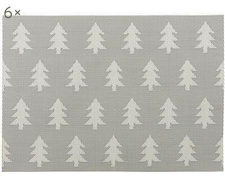 Prostírání Trees, 6 ks