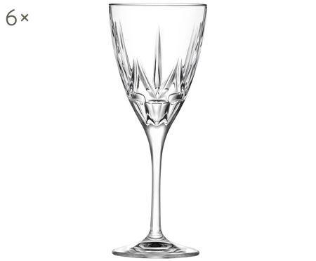 Bicchieri per vino rosso in cristallo  Chic, 6 pz.