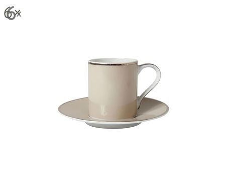 Ensemble de tasses espresso Lydia, 12élém.
