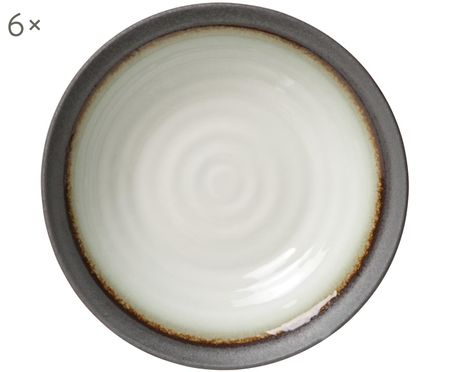 Suppenteller Sano, 6 Stück