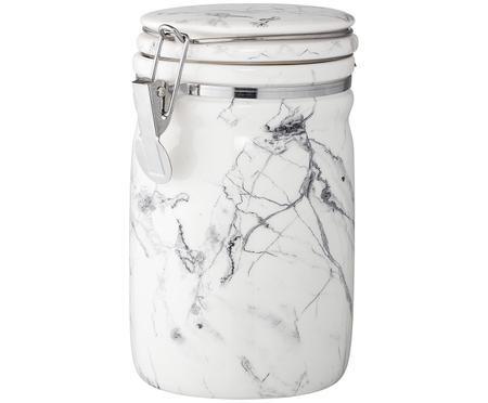 Pojemnik do przechowywania White Marble