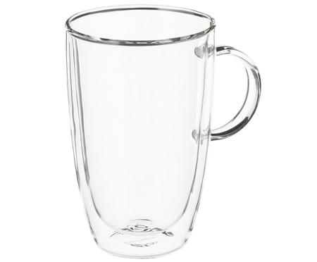 Doppelwandiges Teeglas XL Artesano Original
