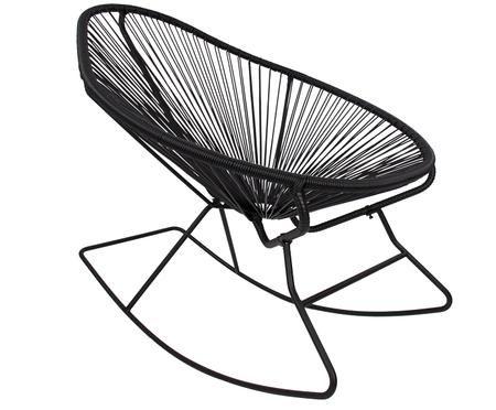 Krzesło bujane Grace