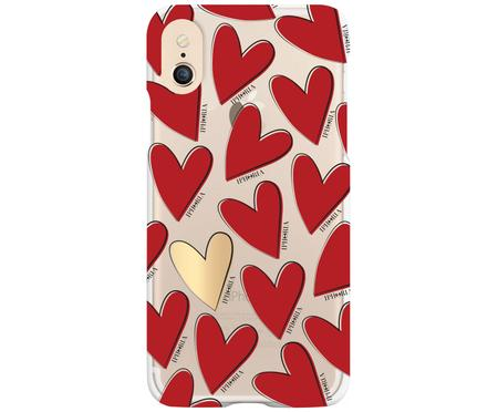 Coque Hearts pour iPhone X