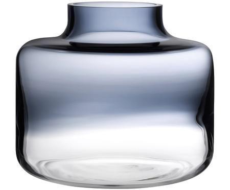 Handgefertigte Glas-Vase Magnolia
