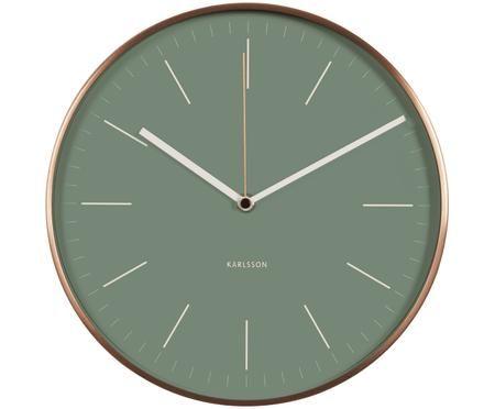Orologio da parete Minimal