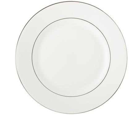 Frühstücksteller Signet Platinum
