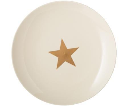 Piatto da colazione Star