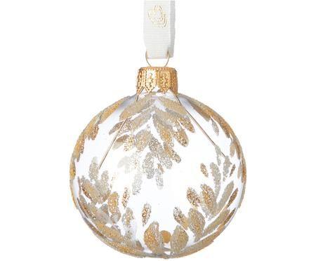 Weihnachtskugeln Cadelia, 2 Stück