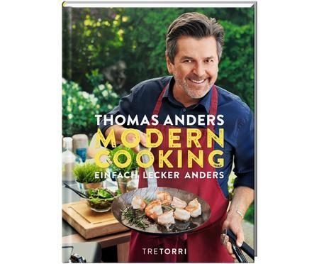 Kochbuch Modern Cooking Einfach lecker Anders
