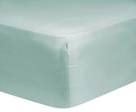 Lenzuolo con angoli Comfort, raso di cotone
