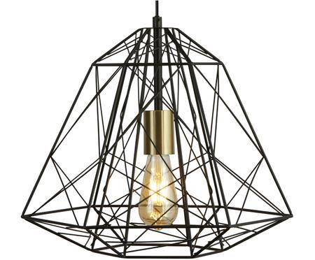 Lampada a sospensione Geometric Cage