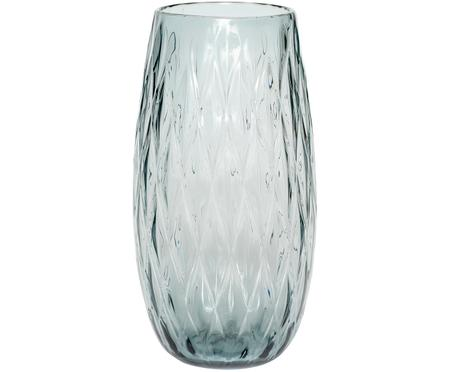 Vase Elsa aus recyceltem Glas