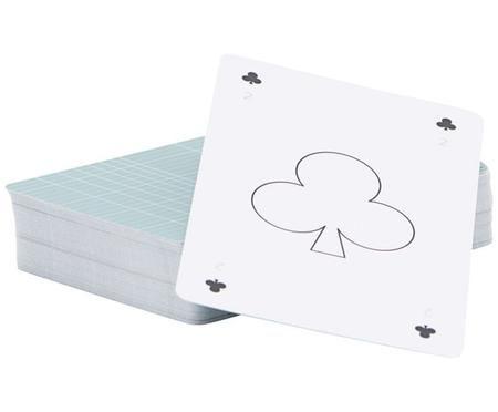 Set carte da gioco Sunia, 56 pz.