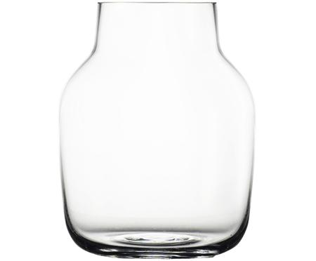 Vaso in vetro soffiato Silent