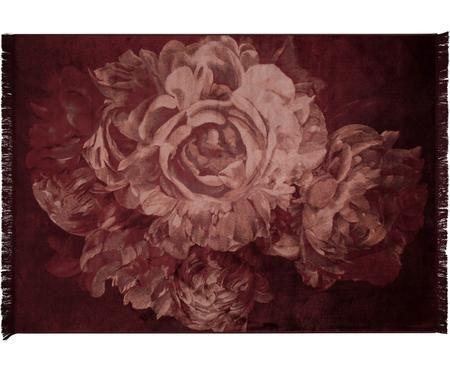 Tapis Stitchy Roses