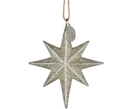 Ozdoba choinkowa Serafina Star, 2szt.