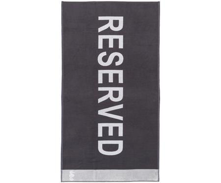 Ręcznik plażowy Reserved