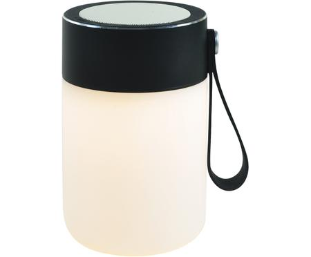 Mobile LED Außenleuchte mit Lautsprecher Sound Jar